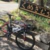 【ロードバイク】外練: 長距離練でくぬぎむら体験交流館ひもかわうどんライド 180km