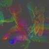 Kinect v2 のデプス画像をそのままの解像度で点群としてUnityで表示する
