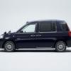 次世代タクシーはLPガスのハイブリッド車