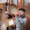 1年生:音楽 楽器で演奏