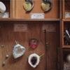 標本箱の種類─板背景