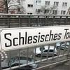 ベルリンの街歩き イーストサイドのオーバーバウム橋