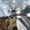 5型 フロントブレーキスイッチ補修 ウインカー接点交換