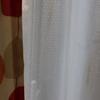 レースのカーテンの自宅洗浄(大掃除)