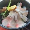 山口県上関町、道の駅上関海峡で海鮮丼食うおじさんwith橋のつなぎ目がずれて大変だった上関大橋を渡る