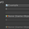 【Unity】【Odin - Inspector and Serializer】ゲームを実行しているかどうかで項目を編集できるようにする「DisableInPlayMode」「DisableInEditorMode」属性