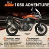 はてなブログツーリングは2/11に決定!KTM 1050ADVENTUREで参戦するよ!