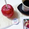 Candy apple 固定概念を覆すジューシーな新感覚リンゴ飴 @そごう横浜