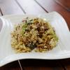 ぜひ作ってほしい!中華鍋でラムとパクチーの炒飯!
