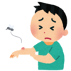 【実験】摩擦熱で虫刺されの腫れは消せるのか?!
