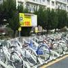 安い!喜連瓜破駅には1日1回100円で停めれる駐輪場がある