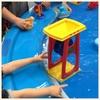 【江東区】東京都水の科学館は幼児さんも大満足!室内で水遊びもできる!