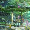 地上波「言の葉の庭」感想ネタバレ 君の名は。地上波初放送記念 ここまで良作だとは思わなかった!