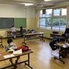 0613 2回目の教室は雨の中