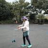 7年生のジャグリング