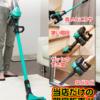 緑一色の清々しさ!良性能なキーアーツの掃除機HV-888Gはメーカー直販で安い