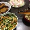 すき焼きのタレで簡単!親子丼の晩ご飯