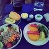 ユナイテッド航空ビジネスクラス搭乗記(シカゴーパリ)
