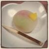 渋谷の東横のれん街限定☆かわいい和菓子を買ってきました