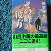 「その峰の彼方」  笹本稜平 読書感想