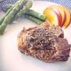 ラム肉をスーヴィー低温調理