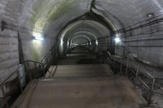 日本一のモグラ駅と越後湯沢駅周辺散歩(GW鉄道旅行国内編5)