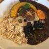 住吉 健康志向の玄米カレー 「シロクマカレー+cafe」