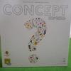 CONCEPT(コンセプト)ボードゲーム