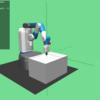 OpenAI Gym Roboticsの環境構築とBaselinesの実行