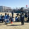 池上コーチのサッカー教室(1年生)
