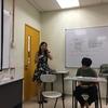 英語準備コース 二日目のスタート