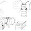 「アリとキリギリス」〜労働と仕事と過労と〜