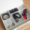 撮影旅行とか機材の収納に使える無印良品の商品