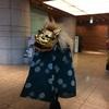 獅子舞 at 三井タワー