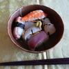 寿司茶漬け
