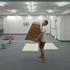 重いとび箱を簡単に運ぶ方法