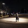 夜の柏の葉キャンパスをお写ん歩(α7S+SEL28-70,NOKTON classic 40mm)