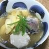 鯖缶の味噌汁