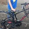 小2男子(8歳)に24インチ自転車購入