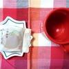 今日のおやつはにしき堂八朔銘菓せとこまちとブラックコーヒー
