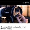 Profoto 製品のファームウェア  C9 アップデート公開