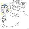 マヤ暦 K11【青い猿】赤い龍の11日目~🐉