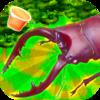 【新作スマホアプリ】虫集め特化の放置系ゲーム「虫コレクション」