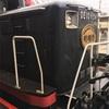 嵐山でトロッコ列車