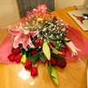 第277回blog♪突然のお花