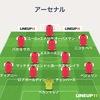 マンチェスター・U対アーセナル CL出場権を争うライバル同士の大一番!