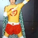 マッスーパーマンに癒される日々