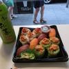 ニューヨークで安い寿司⁈ ブロードウェイでBento Sushiで寿司弁当を食べてみた。