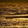 夕日百選の海岸でみた「静」と「動」