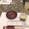 石川町の天咲で塩昆布天丼